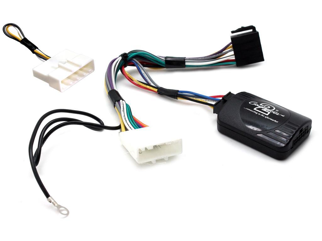 Rattfjernkontroll interface Nissan 2009-->