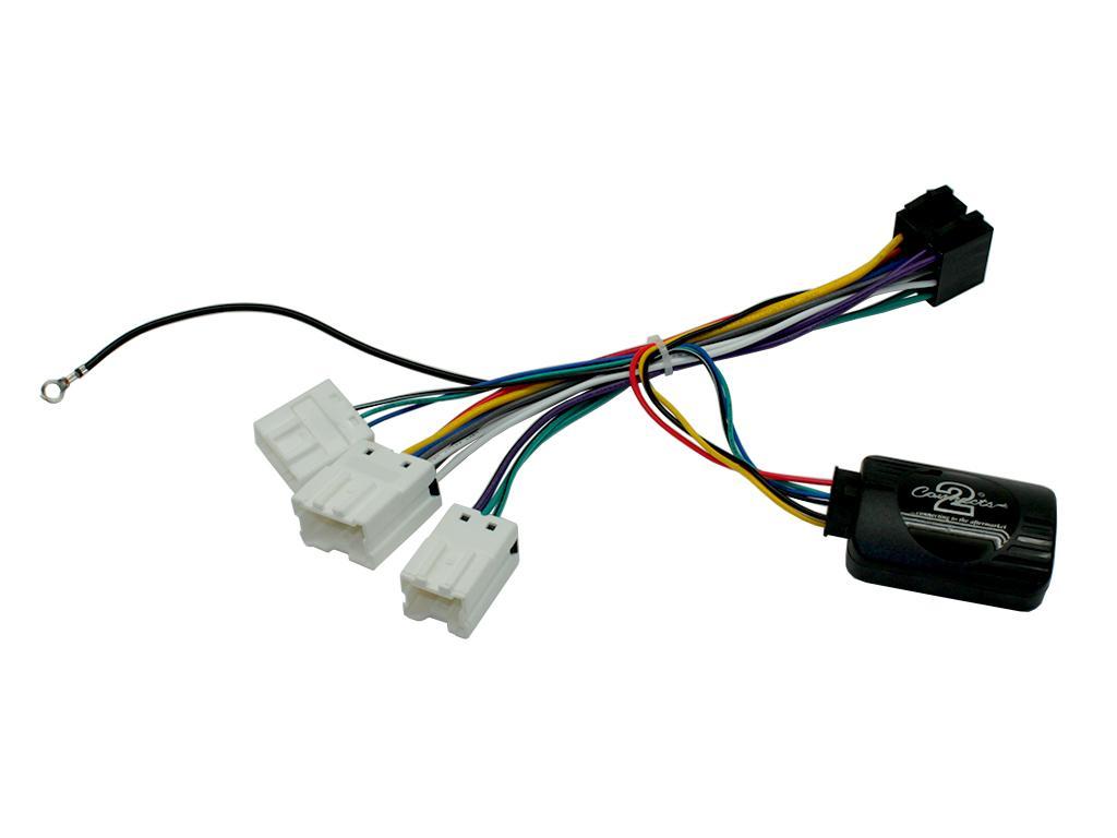 Rattfjernkontroll interface Nissan 350Z/Navara/X-Trail